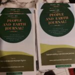 'People and Earth Journal' launched
